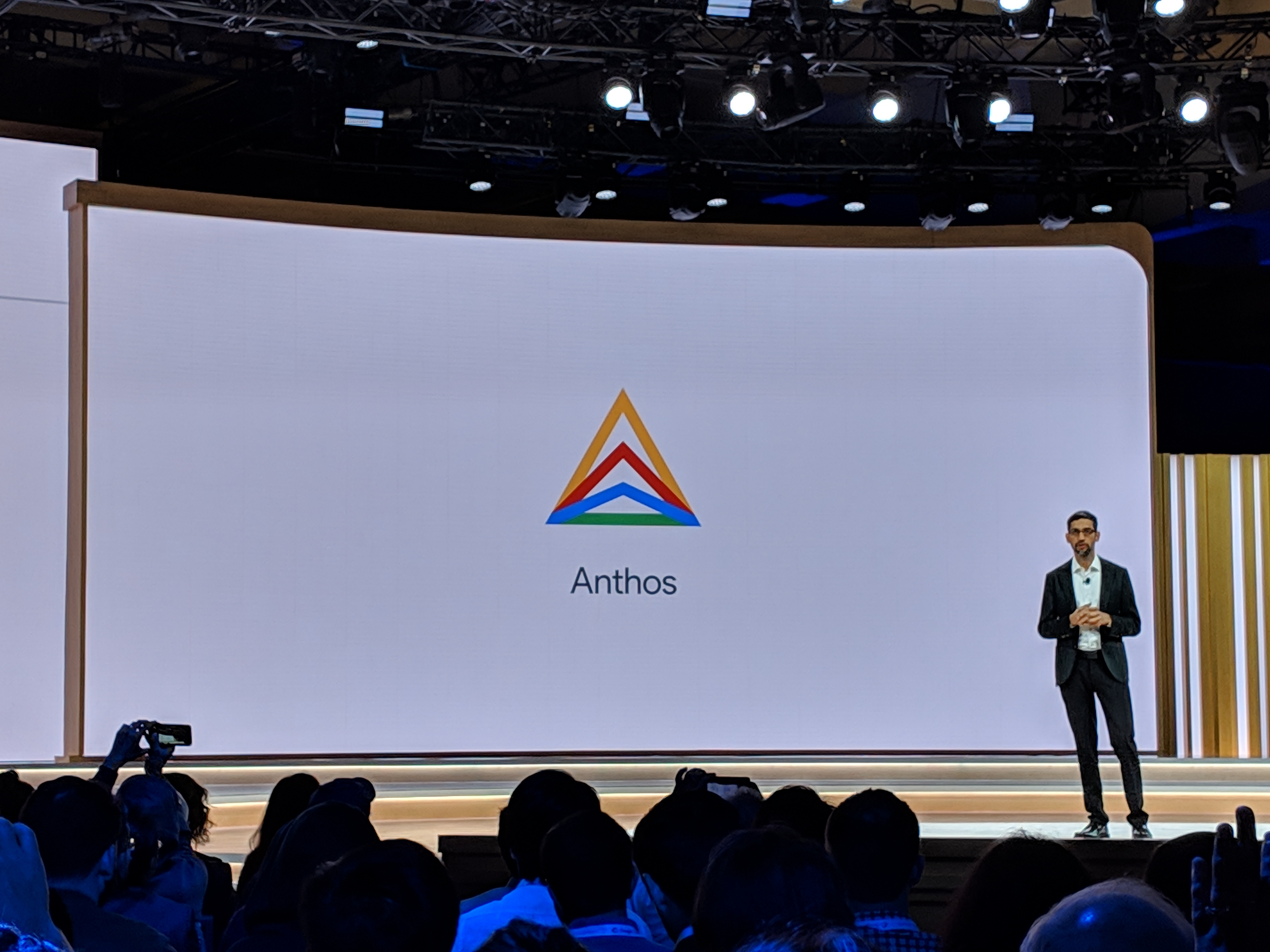 Googles hybrid cloud platform is coming to AWS and Azure